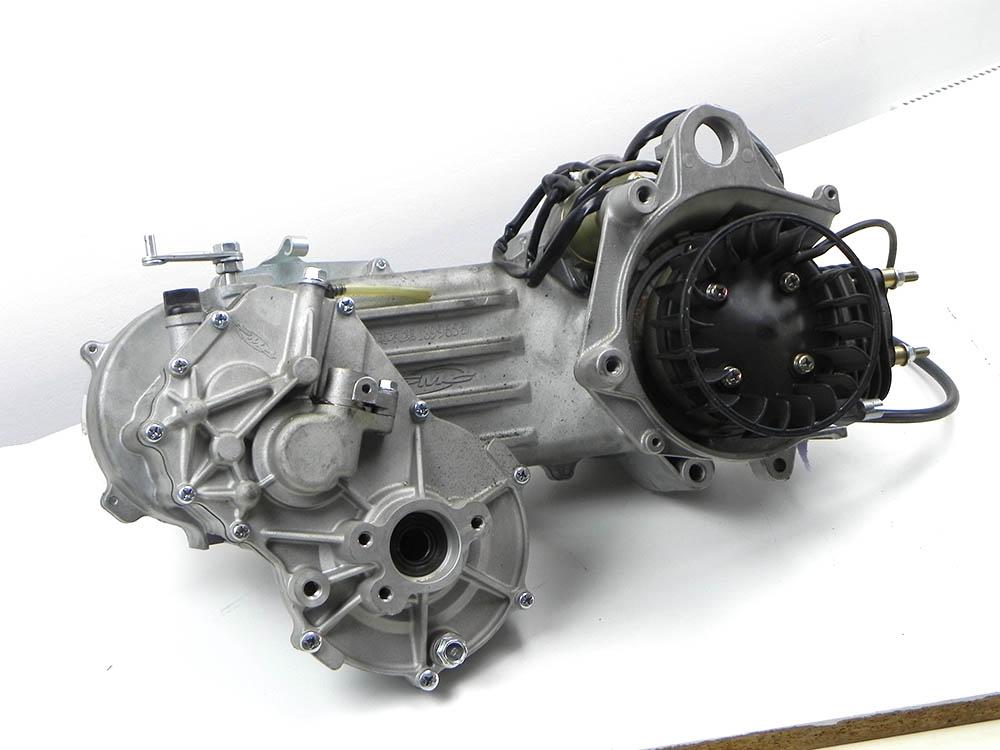 Motor Motorblock Smc Quad 100 Ccm 2 Takt Cpi Kreidler Atv